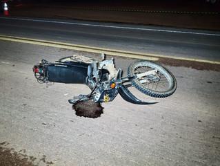 Acidente na BR-163 em Sorriso deixa um morto