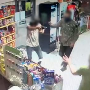 Morrem assaltantes baleados na troca de tiros com a polícia