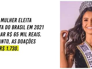 Miss Brasil faz vaquinha para comprar aparelho para o Hospital Santa Marcelina