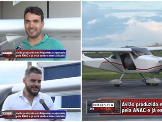 ARIQUEMES: Avião produzido em Ariquemes é aprovado pela ANAC e já está sendo comercializado