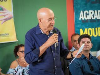 Sem assistência do município, distrito de Surpresa tem apoio do governo de Rondônia