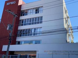 Empresário Ricardo Nunes presta depoimento em Contagem (MG)