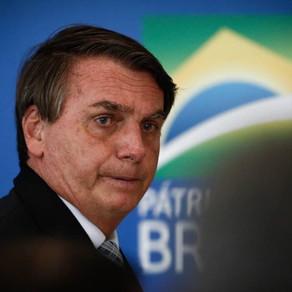 Bolsonaro pede à população que tome banho frio e evite elevador