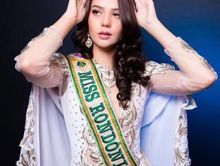 Rondoniense participa do Miss Teen Brasil em Curitiba