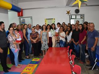 Programa Escola Viva: Creche Teca é reinaugurada após ampla reforma