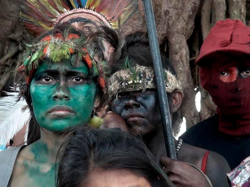 A mostra que começa no próximo dia 20 vai exibir o documentário Corumbiara