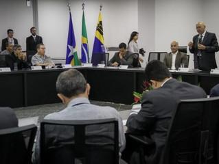 Conselho de Estado discute integração de ações para a segurança pública e sistema prisional de Rondô