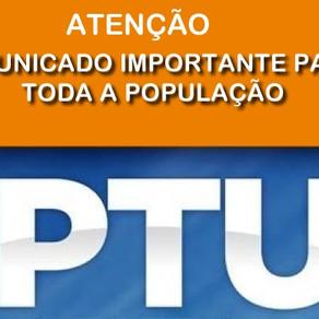 Aposentados e pensionistas - Prefeitura alerta para prazo final de cadastro para isenção IPTU