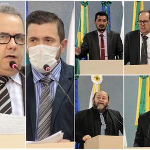 Vereadores de Cacoal apresentam Projeto para alterar eleição da mesa para 2022