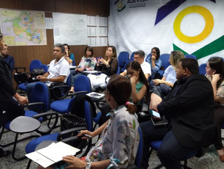 INCLUSÃO  Vigilância Sanitária tem parceria para inclusão produtiva