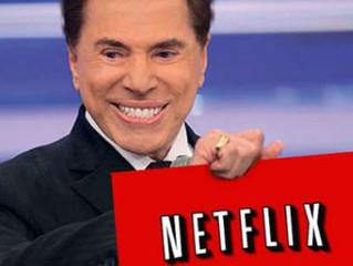 SBT, Record e RedeTV estão negociando produções com a Netflix