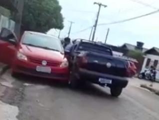 Polícia Civil prende homem filmado agredindo ex-esposa