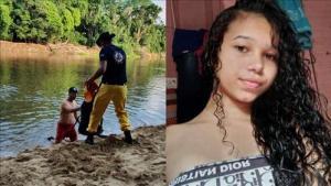 Adolescente morre afogada em Prainha na 625, em Jaru