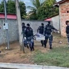 Força Tática da PM mata dois homens em confronto