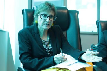Sócio-gerente Katia Castro