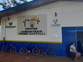 Comunicado –Renovação de matrículas e matrículas novasparao Centro Comunitário Pedro Cantelli.