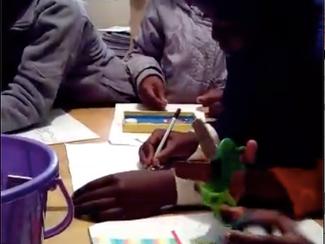 Grundschule Garching unterstützt die Kinder im Slum