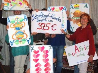 Spendendank an Breitbrunner Schafkopfer
