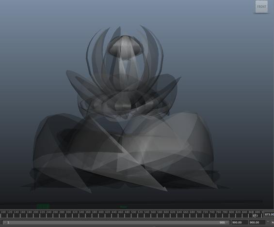 Prototype 2 ( X-ray & Keyframe setting))