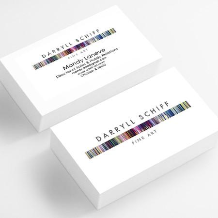 DSFA Business Card Design