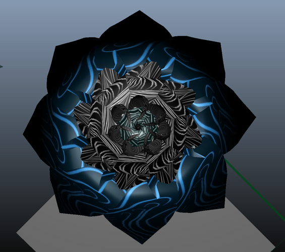 Prototype 4 (Imported Design Pattern on Polygons)