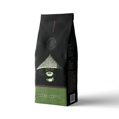 Co Ba Coffee Pouch