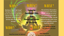 Meditate and Manifest Workshop