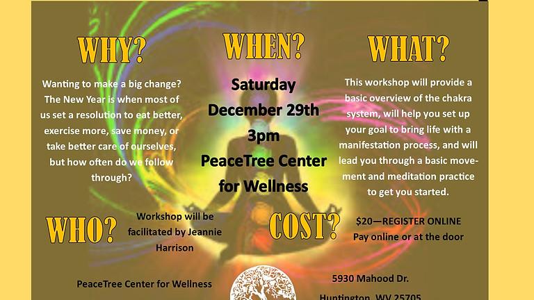 Meditate and Manifest