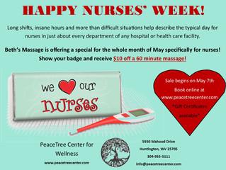 Nurses' Special!