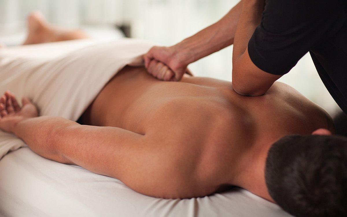 60 Minute Deep Tissue Massage