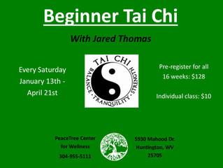 Tai-Chi Class Series