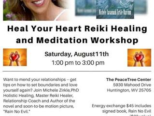 Heal Your Hear: Reiki Healing