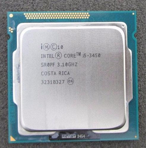 Intel Quad Core i5-3450 Processor 3.1 GHz 6M Cache SR0PF