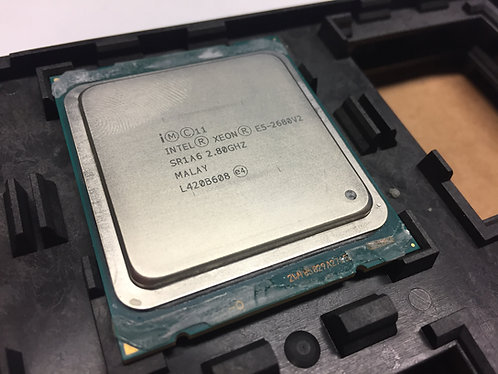Intel Xeon Deca-Core Processor E5-2680 v2 2.80 GHz SR1A6 25M Cache