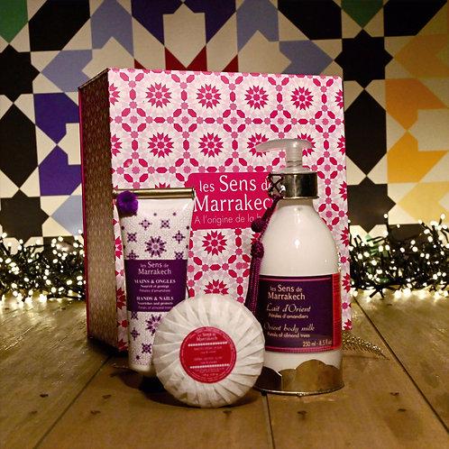 Les Sens De Marrakech Box Petale D'amande