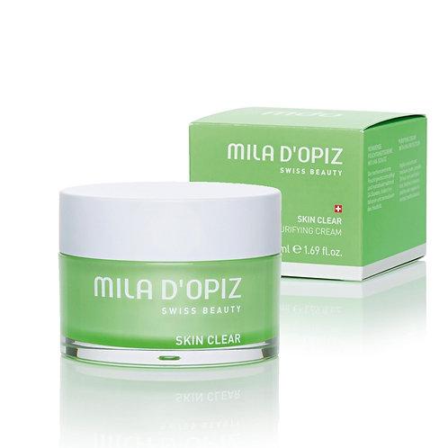 Mila d'Opiz Purifying Cream 24u crème
