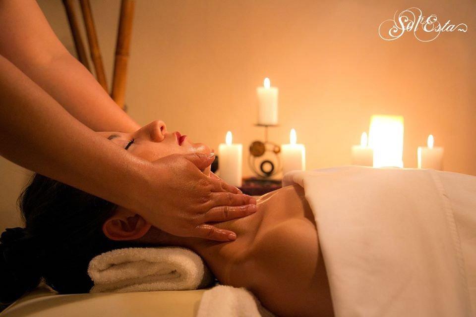Luxe Riad Nagiba massage