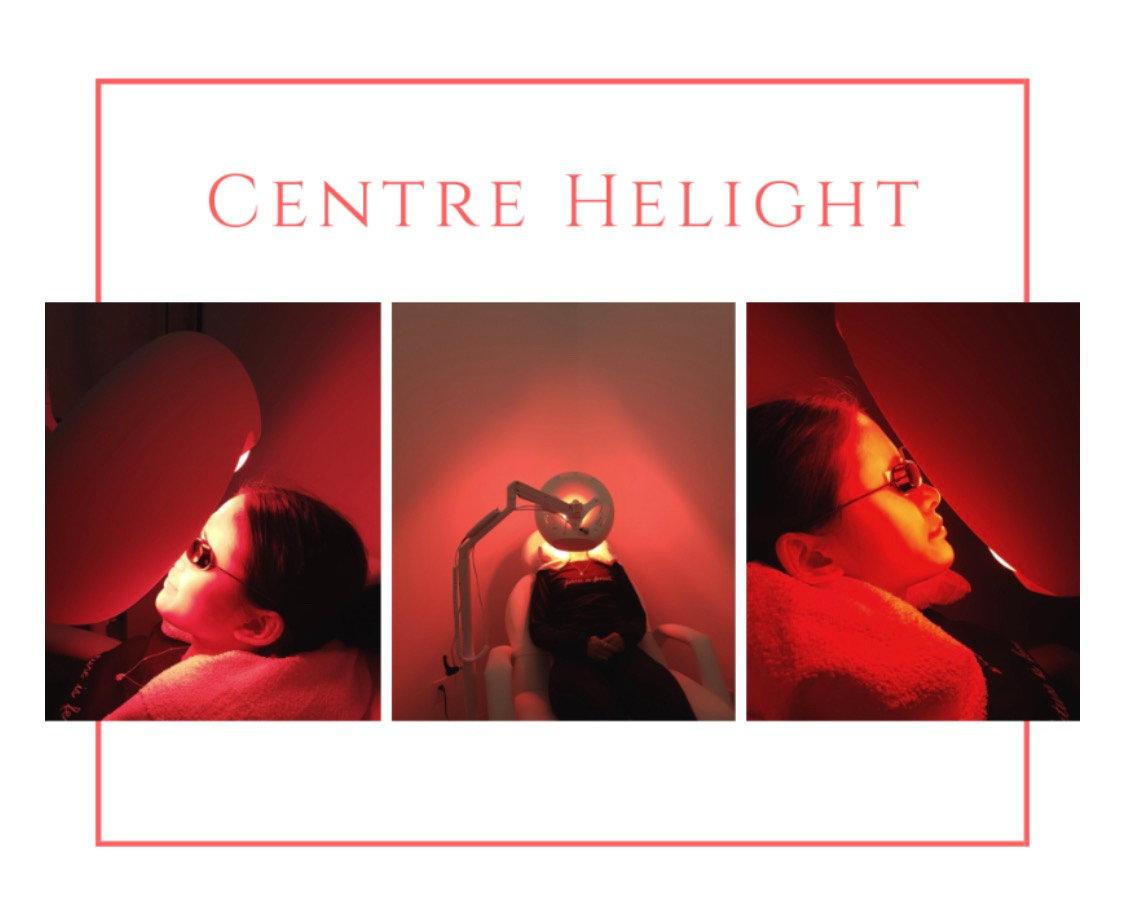 Helight Pro Rood licht Therapie
