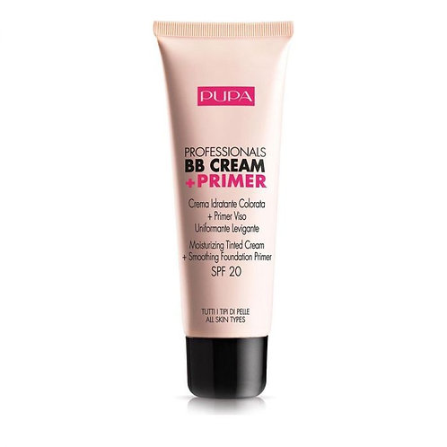 Pupa BB cream +Primer