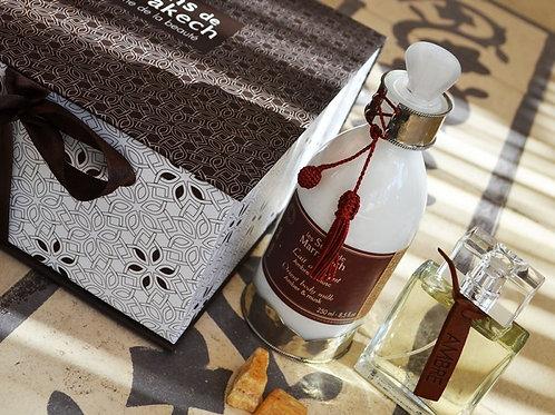 Les Sens De Marrakech Amber addict box