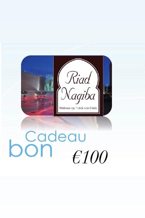 Cadeau Bon €100