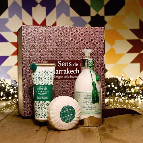 Les Sens De Marrakech Box Verveine