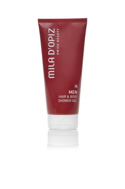 Mila d'Opiz Men Hair&body shower gel
