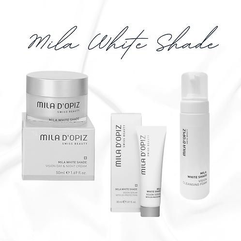 White Shade Skin package