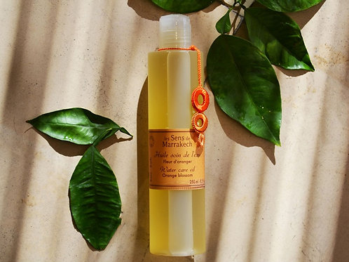 Les Sens De Marrakech Douche olie oranjebloesem