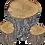 Thumbnail: Oak Stump (add on only)