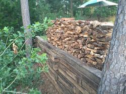 Split Post Oak