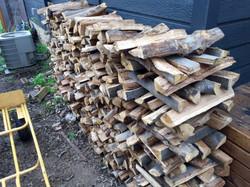 Custom Split Post Oak