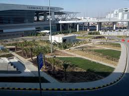 T3- International Airport