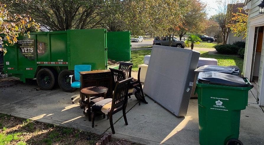 Indian Land Junk Removal Bulky Trash Pic